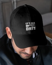 It's All About The Bass Embroidered Hat garment-embroidery-hat-lifestyle-02