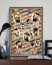 Holy Tiger Old School Classic Hairdresser 11x17 Poster lifestyle-poster-2
