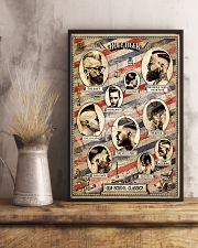 Holy Tiger Old School Classic Hairdresser 11x17 Poster lifestyle-poster-3