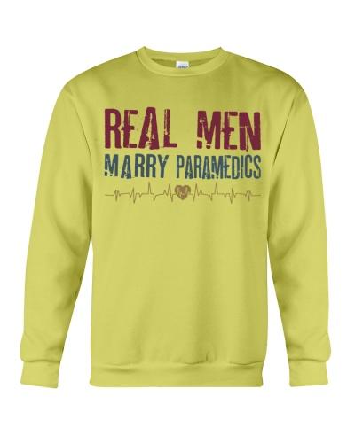 Real Men Marry Paramedics