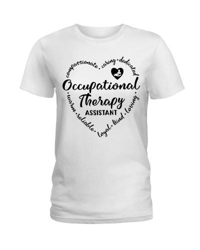 OTA Characteristics Heart