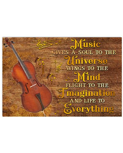 Cello Music gives life to everything