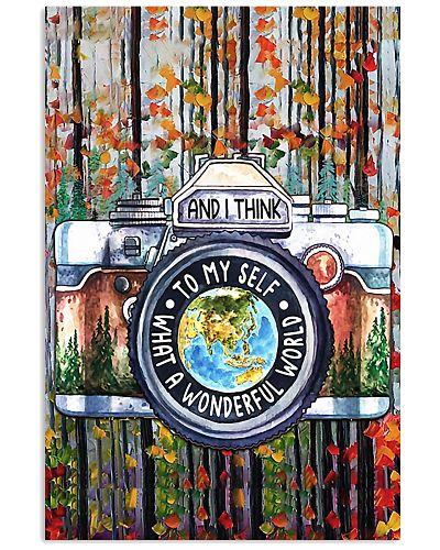 Photographer Wonderful World