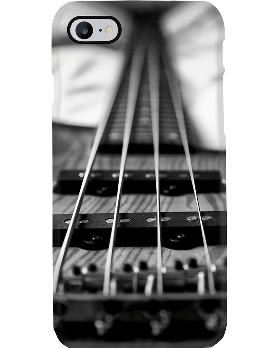 Bass Guitar Four Strings Phone Case