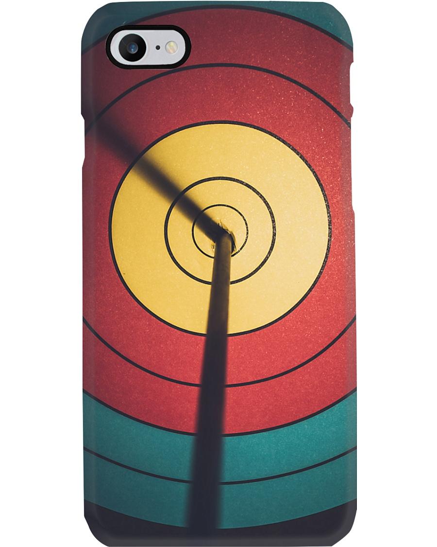 Archer Hit The Bullseye Phone Case
