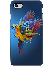 Parrot color water phonecase Phone Case i-phone-7-case