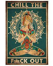 Yoga Meditation 11x17 Poster front