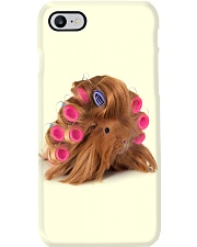 Hairdresser Hair Rolling Mouse Phone Case i-phone-7-case