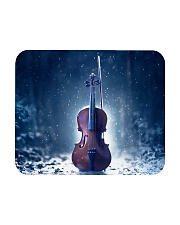 Violin And Winter Mousepad thumbnail