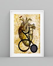Cardiologist Heart And Stethoscope 11x17 Poster lifestyle-poster-5