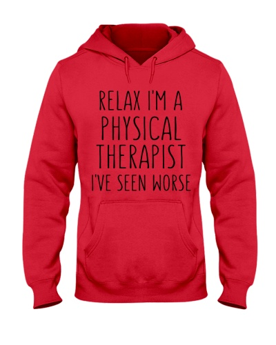 Physical Therapist I've Seen Worse Funny
