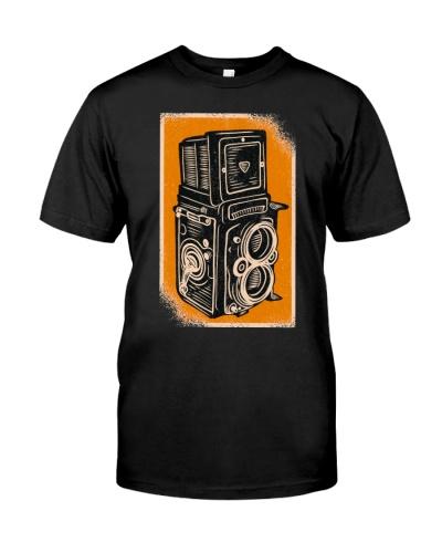 Photographer Unique Vintage Camera
