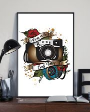Photographer Focus On The Good Times 11x17 Poster lifestyle-poster-2