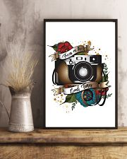 Photographer Focus On The Good Times 11x17 Poster lifestyle-poster-3