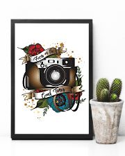Photographer Focus On The Good Times 11x17 Poster lifestyle-poster-8