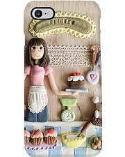Baker Gift Baking Girl Phone Case i-phone-7-case