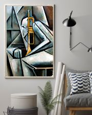 Trumpet Art 11x17 Poster lifestyle-poster-1