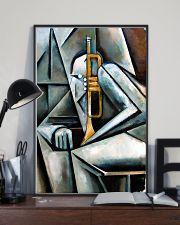 Trumpet Art 11x17 Poster lifestyle-poster-2