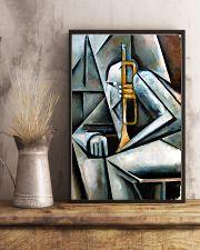 Trumpet Art 11x17 Poster lifestyle-poster-3
