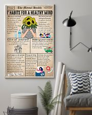 Social Worker The Mental Health 11x17 Poster lifestyle-poster-1