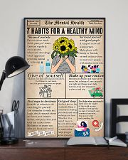 Social Worker The Mental Health 11x17 Poster lifestyle-poster-2