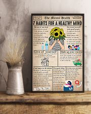 Social Worker The Mental Health 11x17 Poster lifestyle-poster-3