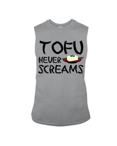 Vegan Tofu Never Screams