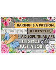 Baking Is A Passion 17x11 Poster front