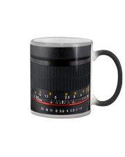 Photographer Rokinon Camera Color Changing Mug thumbnail