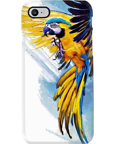 Parrot Smile Phone case
