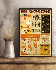Bee Knowledge 11x17 Poster lifestyle-poster-3