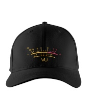 DJ VU Embroidered Hat front