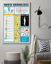 Nurse Knowledge  11x17 Poster lifestyle-poster-1