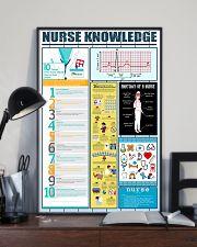 Nurse Knowledge  11x17 Poster lifestyle-poster-2