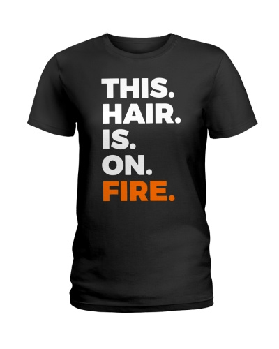 Redhead - This hair is on fire