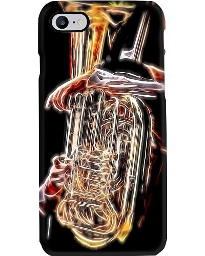 Tubist Tuba player