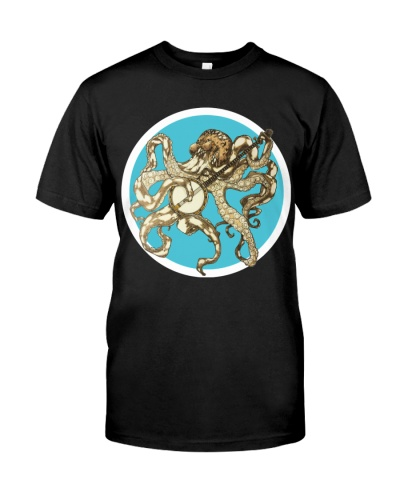 Banjo Cool Octopus