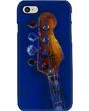 Bass Guitar Blue Head Phone Case i-phone-7-case