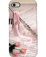Flute Art Ballet Phone Case i-phone-7-case