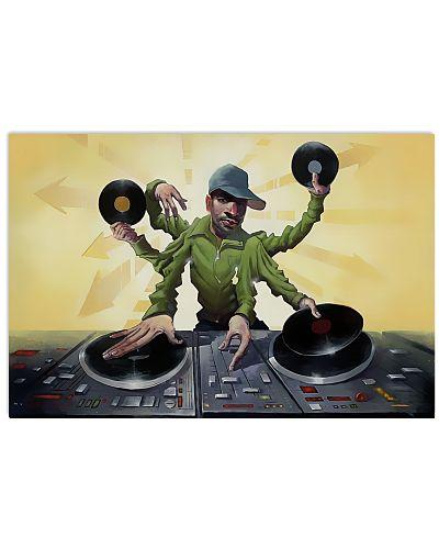 DJ Master Mixing