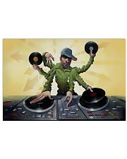 DJ Master Mixing 17x11 Poster front