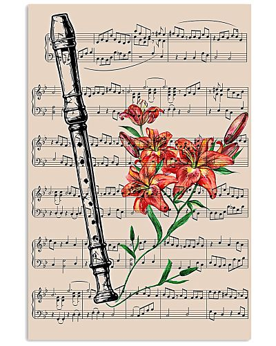 Recorder Music Sheet