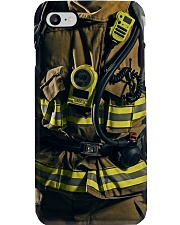 Firefighter Suit Phone Case i-phone-7-case