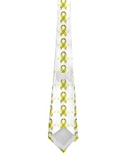Wing Ribbon Suicide Prevention Tie back