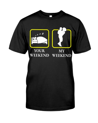 Tubist Your weekend My weekend