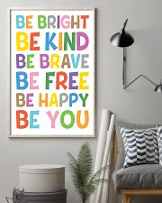 Teacher Be Bright 11x17 Poster lifestyle-poster-1