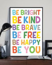 Teacher Be Bright 11x17 Poster lifestyle-poster-2