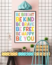 Teacher Be Bright 11x17 Poster lifestyle-poster-6