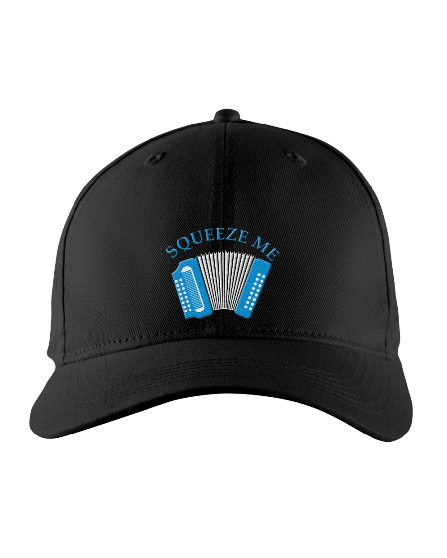 Accordion Squeeze Me Embroidered Hat