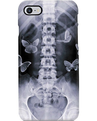 Chiropractor Spine X-ray
